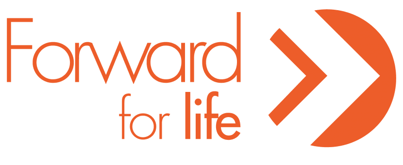 Forward For Life logo